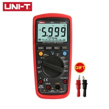 UNI-T UT139E Digital Multimeter DC AC 1000V Auto Range True RMS Meter Handheld Tester LPF Pass Filter LoZ Low Impedance Input