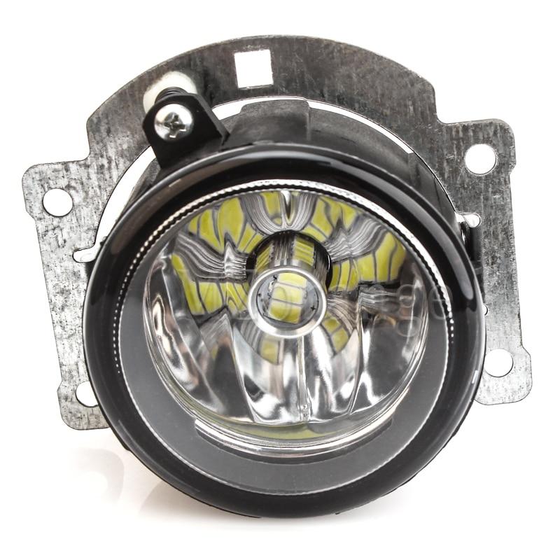 1 pair LED Fog Lamp Assembly Super Bright Fog Light For Mitsubishi Outlander L200 Pajero Grandis Galant 2003-2015 LED Fog Lights