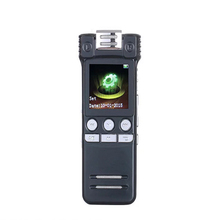 Multi-function Professional Digital Voice recorder MP3 Player 8GB Audio Recorder Portable Hidden Voice Recorder USB Dictaphones