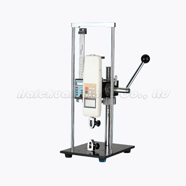 New Brand Manual Vertiucal Machine Manual Test Stand With