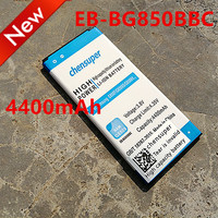 2017 NEW 4400mAh EB BG850BBC EB BG850BBE Battery Use For Samsung Galaxy Alpha G850F G8508S G8509V
