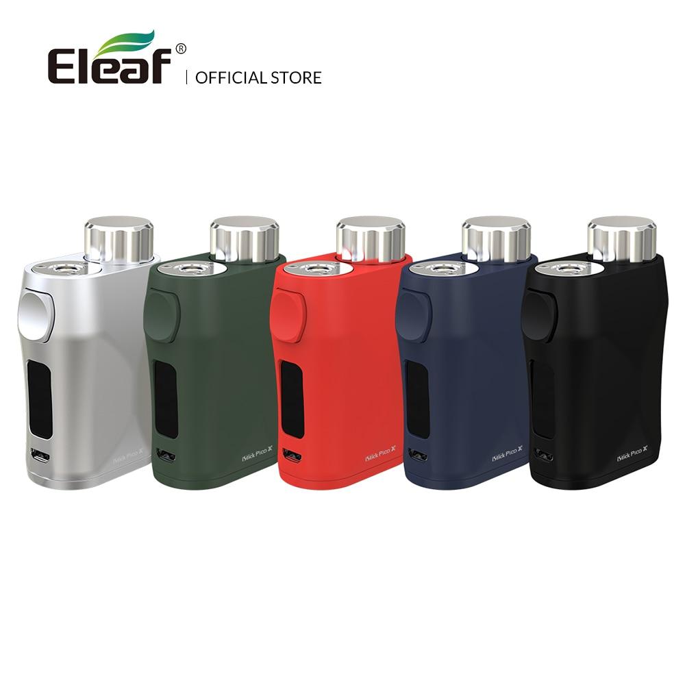 Original Eleaf iStick Pico X Box Mod 75W max Wattage with 0 69 inch Screen rubber