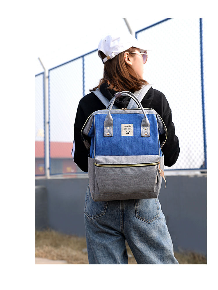 HTB1uQEJPMHqK1RjSZFPq6AwapXaA 2019 Korean Style oxford Backpack Women plecak na laptopa damski mochila para adolescentes school bags for teenage girls