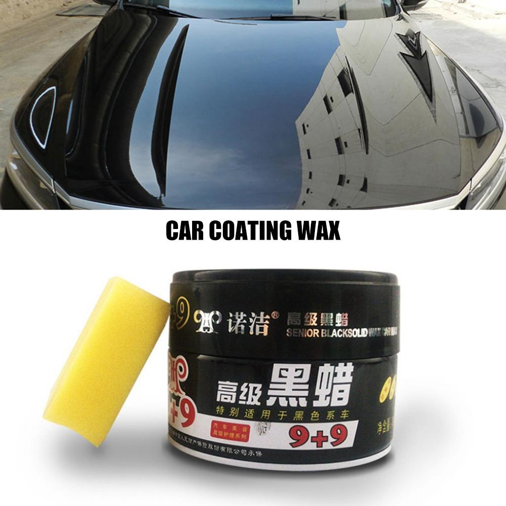 Car Polishing Paste Wax Scratch Repair Agent Paint Car Hard Wax Paint Care Waterproof Coating Wax Scratch Remover With Sponge