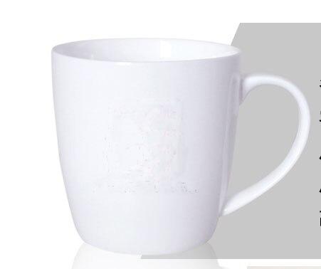 Breve Disegno Tazza 350 Ml Tazza Di Ceramica Stampa Di Marchio è