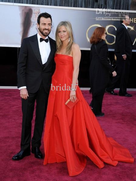 Popular Jennifer Aniston Red Carpet Dresses-Buy Cheap Jennifer ...