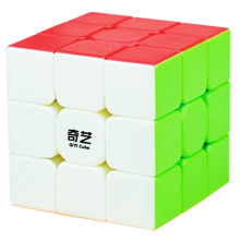 Professional QiYi Warrior W 3 Layers Magic Cube 3*3*3 Speed 3x3x3 Puzzle Toys for Kids MIni