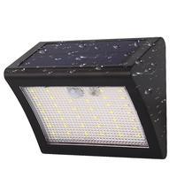 Zasilany Energią Słoneczną Bezpieczeństwa PIR Czujnik Ruchu Światła Super Bright 38 LED Światła Ogród