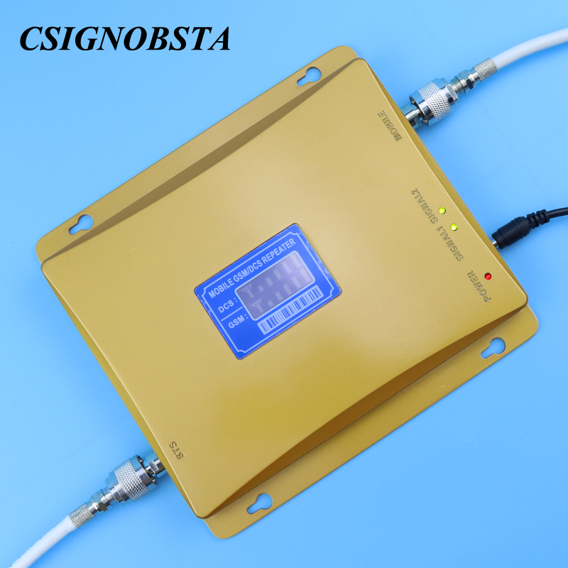 Image 4 - High Quality 2019 New Dual Band 2G 4G Cell Mobile Phone GSM DCS 900 1800 MHz Signal Booster Repeater Amplifier Wholesale-in Signal Boosters from Cellphones & Telecommunications