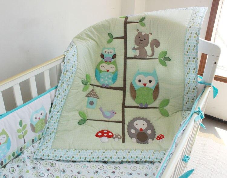 1 шт., Хлопковое одеяло для детской кроватки, 33*42, для мальчиков и девочек, Универсальное Детское одеяло с мультяшным принтом, детское одеяло, одеяла для кроватки, детские вещи для новорожденных - Цвет: comforter only5