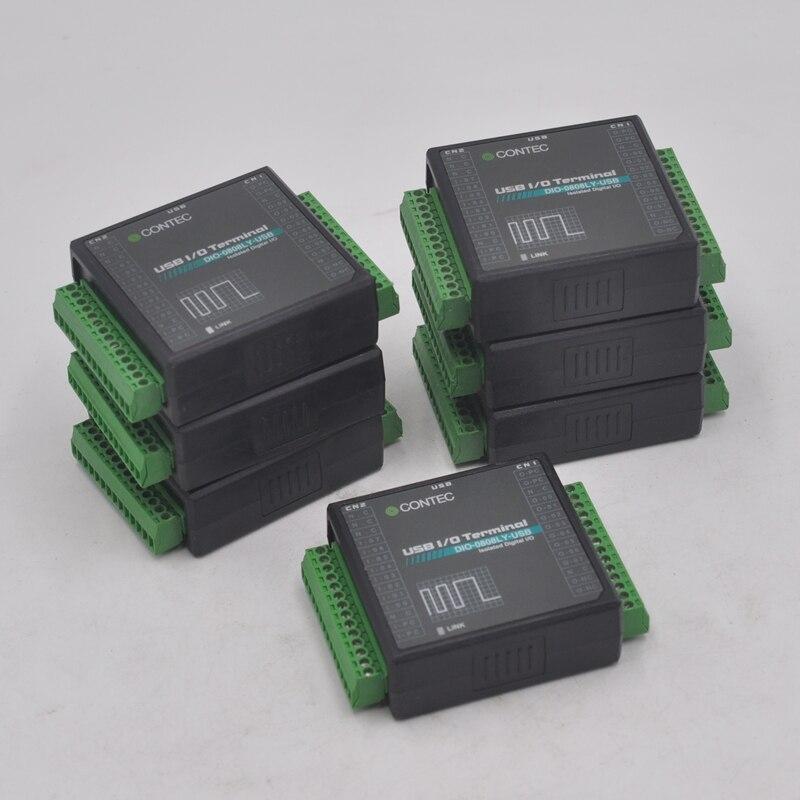 CONTEC   DIO-0808TY-USB USB I/O TERMINAL  Data Storage Device