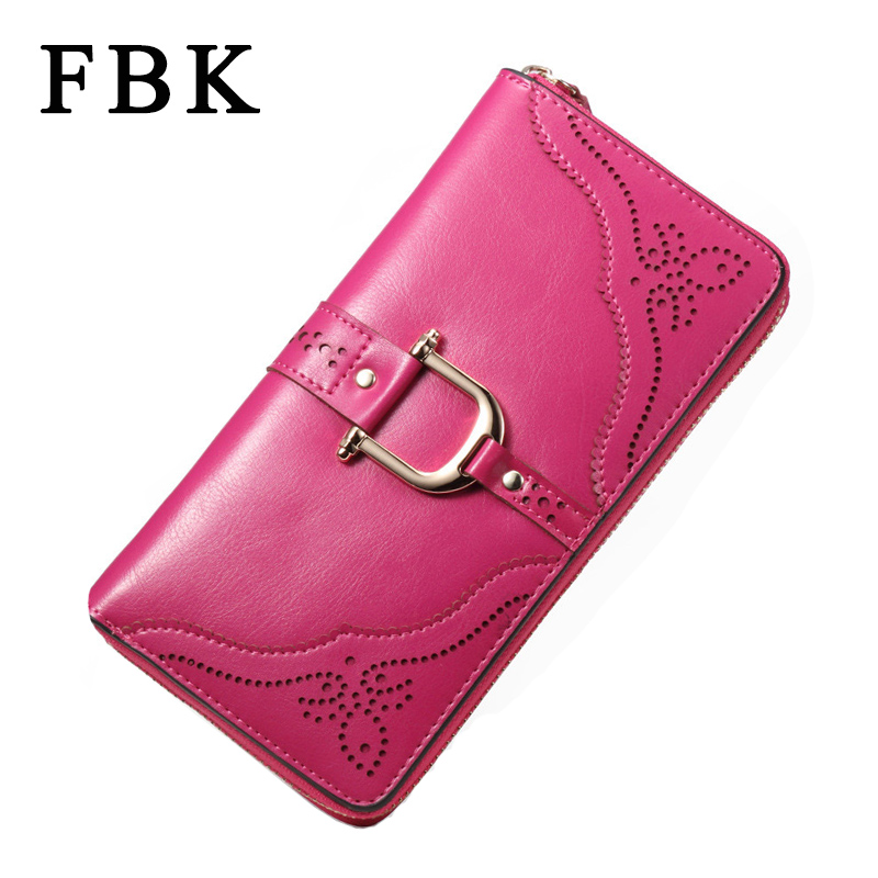 100% Guarantee Genuine Leather Brand Original Vintage Fashion New 2014 Women Wallets Women Clutch 9 Colors