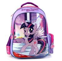 New Kids Lovely Cartoon Schoolbag My Little Pony Girls Backpack for Kindergarten Primary School Kids Back to School Gift Bags