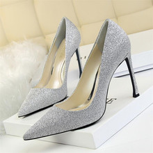 Women's high heel fashion women's shoes with super high heel shallow mouth pointed sexy thin nightclub shoes high heels american ultra high heel fashion nightclubs sexy thin with thin shoes crossed with water platform fish mouth women s shoes