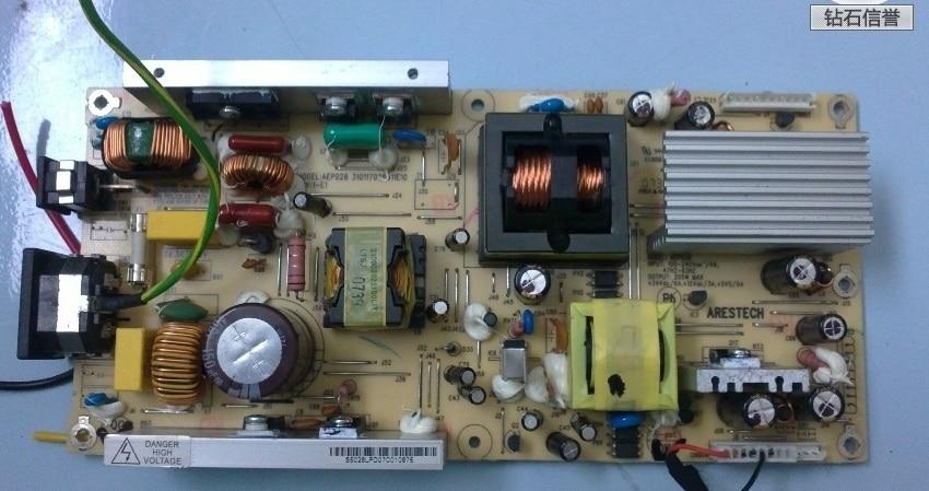 100% Tested AEP028 310117028011E10  Power Board p5wd2 e board p5wd2 e tested working