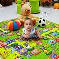 180 CM Childen Infantil Esteira Do Jogo Do Bebê Tapetes Cobertor Do Bebê Escalada Ao Ar Livre Indoor Atividade Bebê Esteira de Acampamento Tapete de Piquenique À Prova D' Água PX01