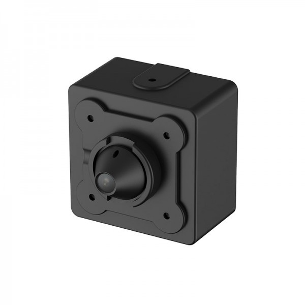 CCTV Security 4MP Covert Pinhole Network Camera-Lens Unit IPC-HUM8431-L4 4mp poe dahua covert pinhole camera main unit ipc hum8431 e1 h 265 support smart detection and sd card metal case