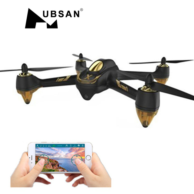 Original Hubsan X4 AIR H501A WIFI FPV With 1080P HD Camera GPS Waypoint Brushless RC Drone Quadcopter RTF Remote Control Models