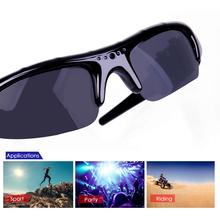3 in 1 Digital Camera Cycling Eyewear UV400 Cycling Sunglasses Men HD Glasses Eyewear Fishing DVR Video Recorder Outdoor Sports