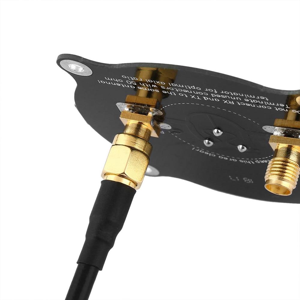 Vaxis 5.8GHz FPV Antenne Polarisée TX RX RP-SMA Pour FPV Racing Drone Hélicoptère