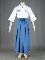 Death Cosplay Men Costumer Dress Cool Zhen Yang Ling Academy Outfit E99