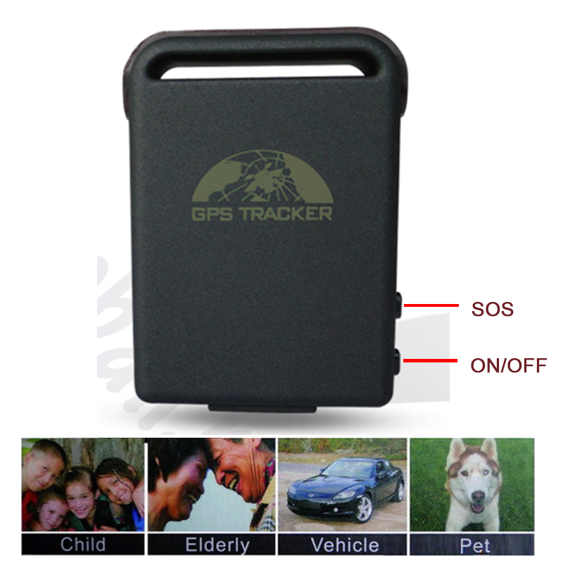 High quality Mini Personal GPS tracker GSM GPRS Car Vehicle Tracker Real time Tracking Device Tracking