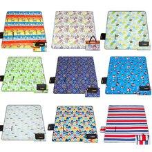 200*200 см влагостойкие коврики для кемпинга уличный пляжный