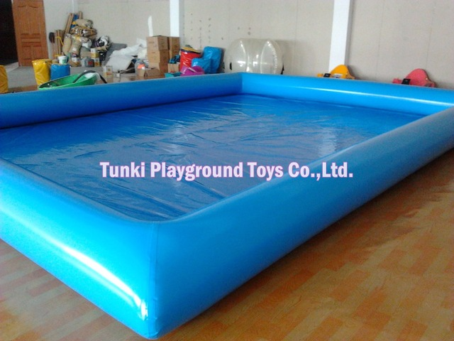 6 8 pvc swimming pool plastic in water play equipment for Plastik pool rund