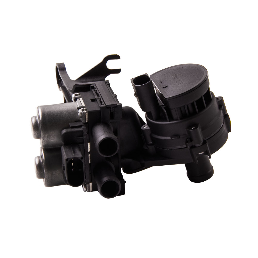 Heater Control Valve Hot Water Solenoid Fits Audi A6 S6 C6 A6 Quattro 4F1959617B for AUDI A6/S6/A6 Quattro 2005-2011 radiator cooling fan relay control module for audi a6 c6 s6 4f0959501g 4f0959501c