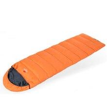 POINT BREAK NH15S007-D Outdoor Adult Camping Envelope Type Heat Preservation Winter Sleeping Bag Portable Sleeping Bag