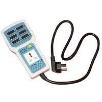 ATX9801 Power Meter 4400W 20A Electric Power Energy Monitor LED Light Tester Socket Watt Meter Analyzer