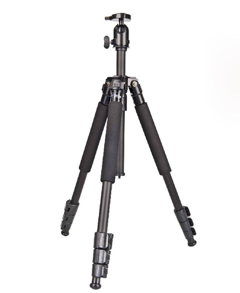 WEIFENG WF3642B  3642B Aluminium Portable Travel Photography Professional Camera Tripods For Slr Stand Photo Monopod Head