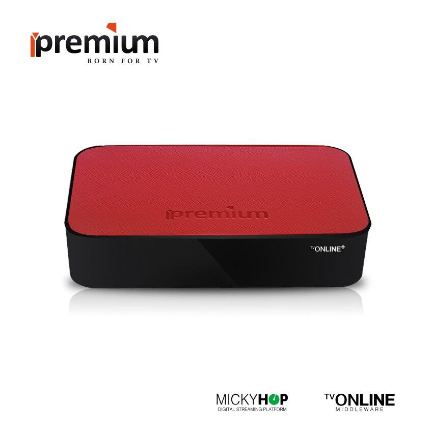 Mediapro IPTV Ipremium Tv Online+ WIfi TV Box HD Receiver Set Top With Stalker Middleware