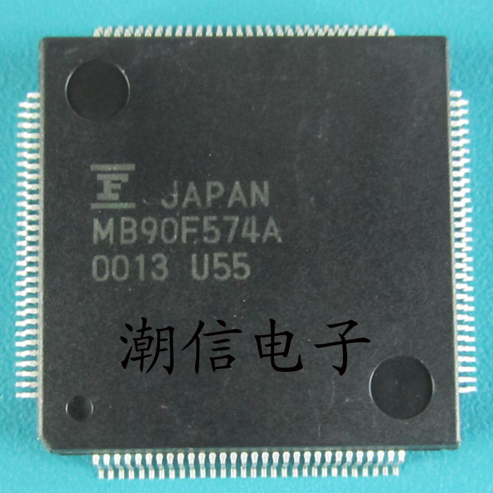 цены  Free shipping   new100%   MB90F574A   QFP-120