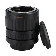 Auto Focus AF Macro Extension Tube Set for nikon D-SLR AF AF-S DX D3300 D3200 D5500 Camera