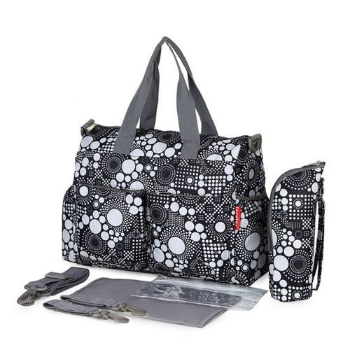 fdf5a7a75229 New multifunctional diaper bags mother bag high quality maternity mummy nappy  bags flower style mom handbag