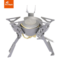 Fre maple Titanium stove camping stove Cooking stove 200g FMS 100T