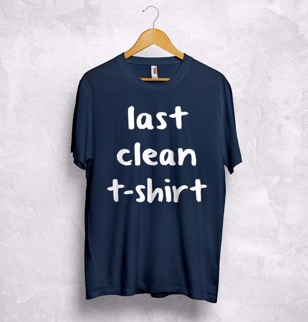 Utolsó tiszta póló Vicces szöveg szarkazmás Cara Delevingne - Női ruházat - Fénykép 2