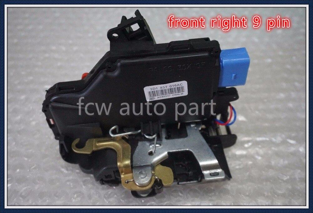Central serrure de porte moteur actionneur avant droit Renault Master 2003-2010