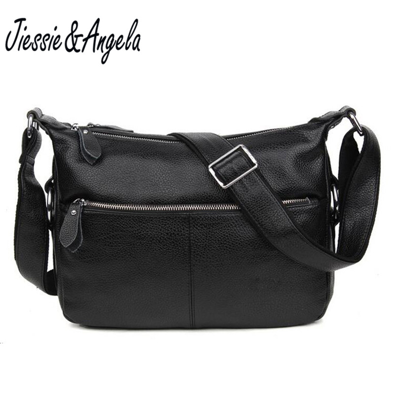 New Women Bag Messenger Bags Female Bolsa Large Capacity Brand Design Bags Women Leather Handbag Casual Cross Body Shoulder Bag hot brand new genuine leather women s messenger bags women handbag travel casual bag ladies shoulder cross body purse satchel