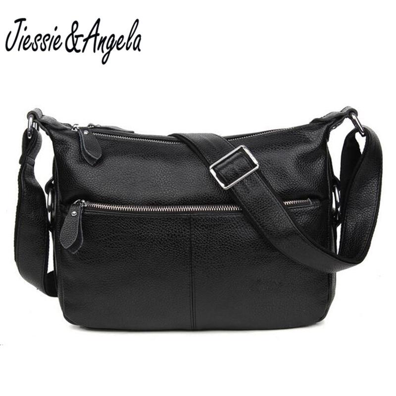 bcca6887530 Nuevo bolso mensajero de las mujeres Bolsos Mujer Bolsa gran capacidad  bolsos de diseño de marca mujeres bolso de cuero Casual Cruz cuerpo Bolsa  de hombro