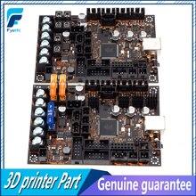 Einsy Rambo 1.1a материнская плата для Prusa i3 MK3 плата с 4 шаговыми драйверами TMC2130 SPI управление 4 Mosfet переключаемые выходы