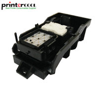einkshop DX5 Printhead Ink Cap Station Assembly For Mimaki JV33 JV5 CJV30 TS3 Capping station DX5 head Cleaning Capping station