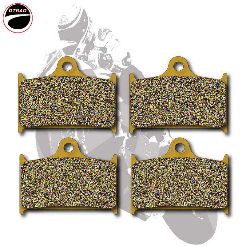 Motorcycle Brake Pads Front For TRIUMPH Speed Triple 94-97 885 955cc 97-04 Speedfour 600 02-05 Sprint (All Models) 94-06