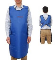 0.5mmpb X-ray protection apron, Lead rubber apron,Clinic and factory Y-ray and X -Ray shielding apparel.Medical clothing