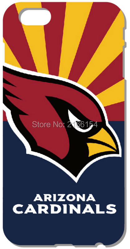 Arizona Cardinals Cover For iphone 5S SE 5C 6 6S 7 Plus Touch 5 6 For Samsung Galaxy S3 S4 S5 Mini S6 S7 Edge Note 3 4 5 C5 Case