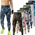 Homens Armadura De Compressão De Fitness Calças Leggings Apertadas Calças Calças Stretch Adequado Para Sob Gymshark