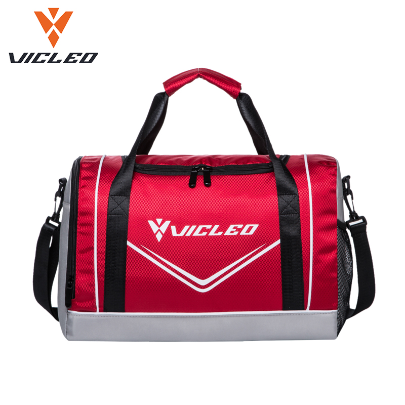 Sports Bags Impartial Vicleo Brand Sports Luggage Bags 16z21001 Waterproof Nylon Portable Football Bags Basketball Pockets With Shoulder Belt Shrink-Proof