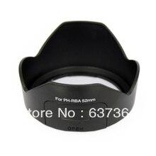 1PCS PH-RBA 52mm Lens Hood For Pentax K-r K-m K-x DA 18-55mm F3.5-5.6 AL II