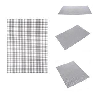 Image 4 - Non Stick BBQ Mesh Grill Mat Churrasco Barbecue Liner Roaster Tools Cooking Sheet barbacoa bbq grill accessories for outdoor